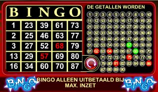 Slotmachine 777 double bingo