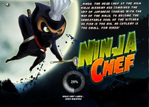 slotmachine ninja chef